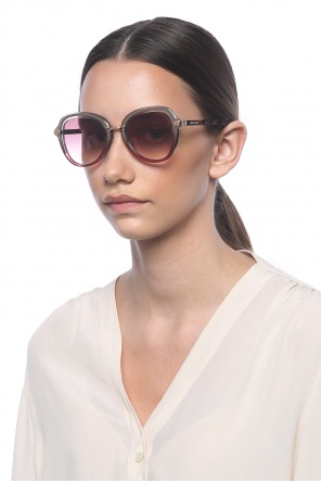 'dree' sunglasses od Jimmy Choo