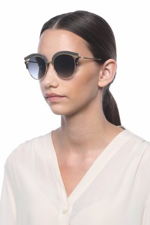 'lash' sunglasses od Jimmy Choo