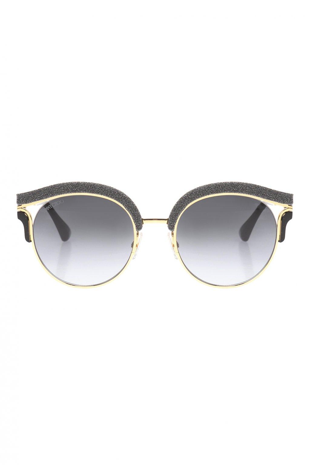Jimmy Choo 'Lash' sunglasses