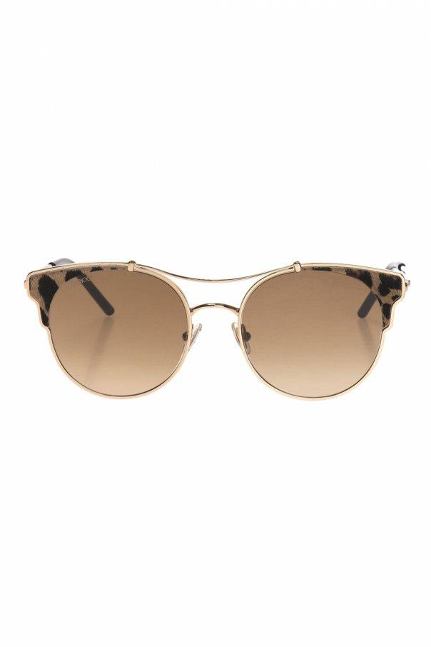 Jimmy Choo Okulary przeciwsłoneczne 'Lue'