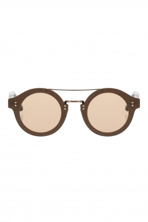 'montie' sunglasses od Jimmy Choo