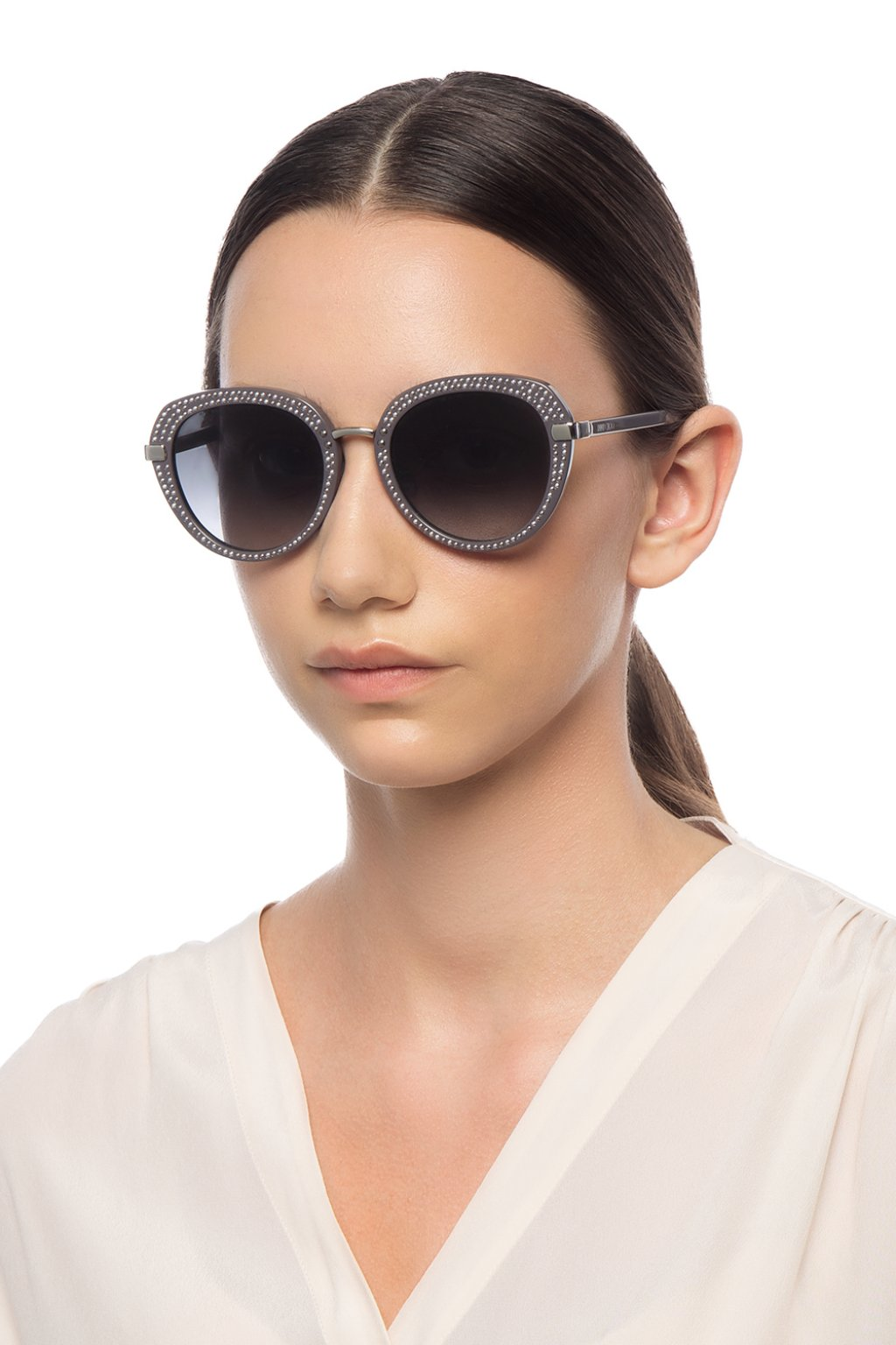 Jimmy Choo 'Mori' sunglasses