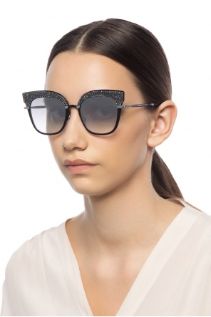 'rosy' sunglasses od Jimmy Choo