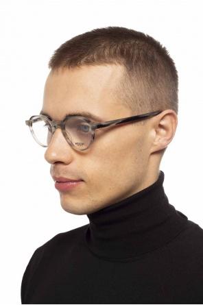 'les' corrective eyeglasses od Moscot