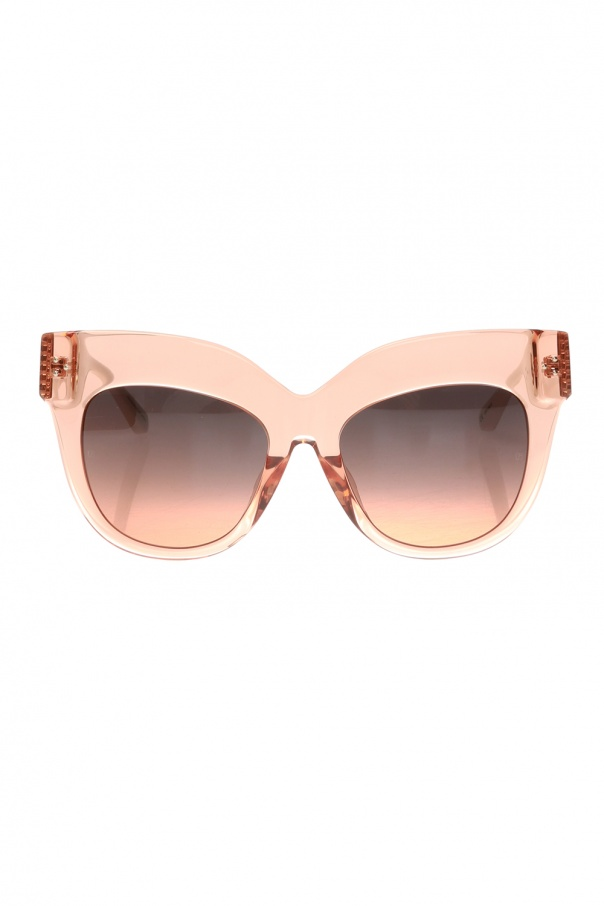 Linda Farrow 'Dunaway' sunglasses