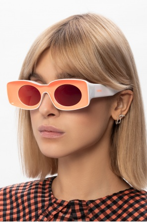 Branded sunglasses od Loewe