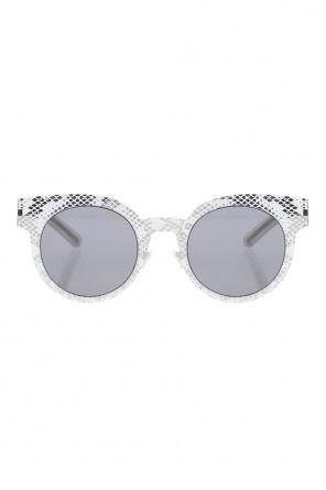 Patterned sunglasses od Mykita