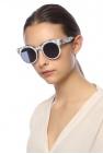 Mykita Wzorzyste okulary przeciwsłoneczne