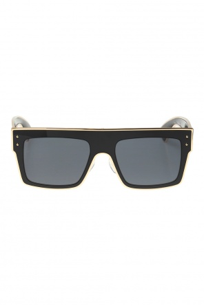 Appliquéd sunglasses od Moschino
