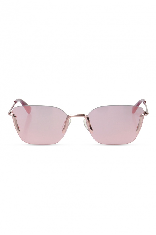 Moschino Sunglasses with logo