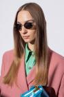 Moschino Okulary przeciwsłoneczne z logo
