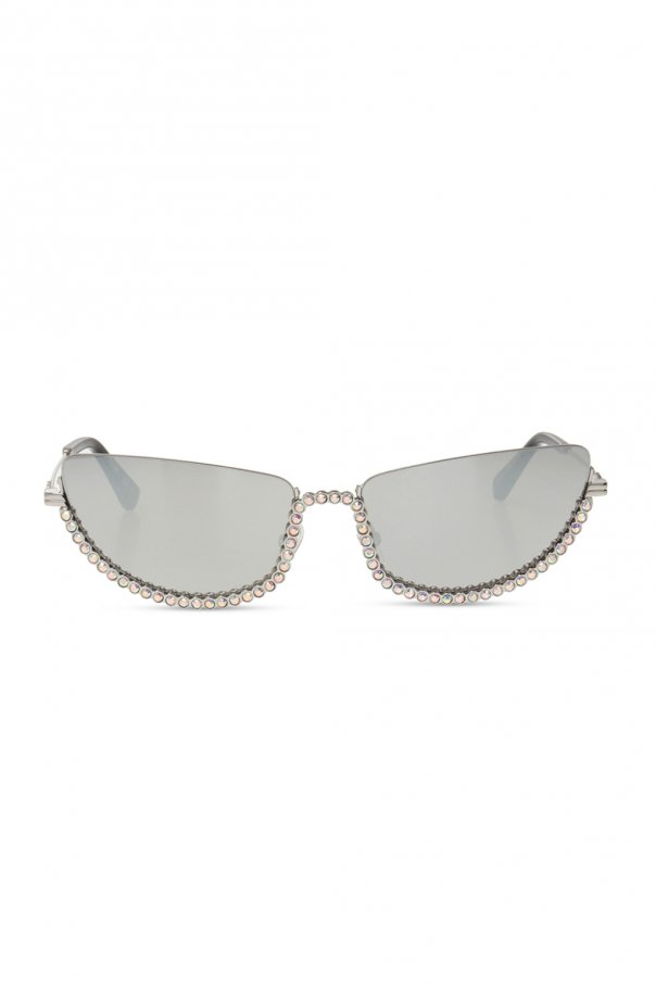 Moschino Sunglasses with logo