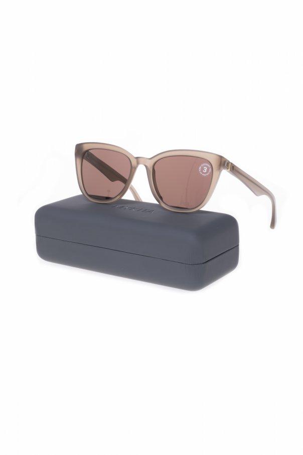 'mulberry matte' sunglasses od Mykita