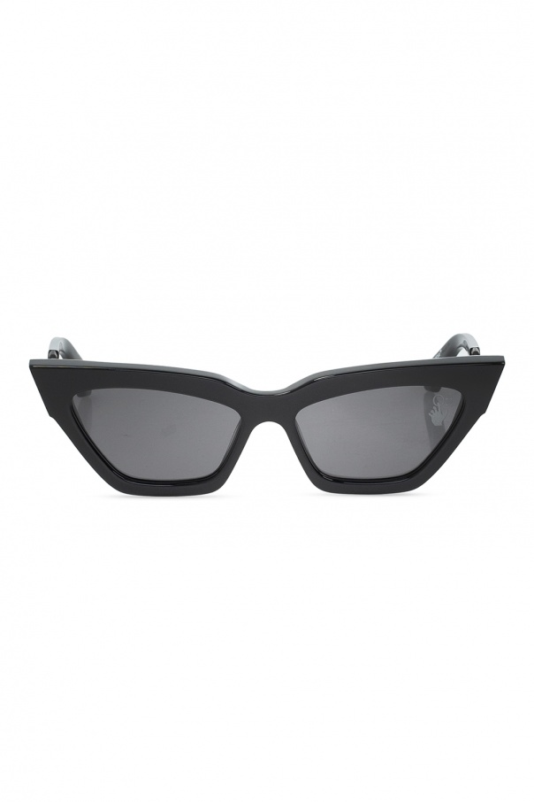 Off-White Sunglasses with logo