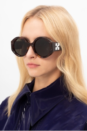 Logo sunglasses od Off-White