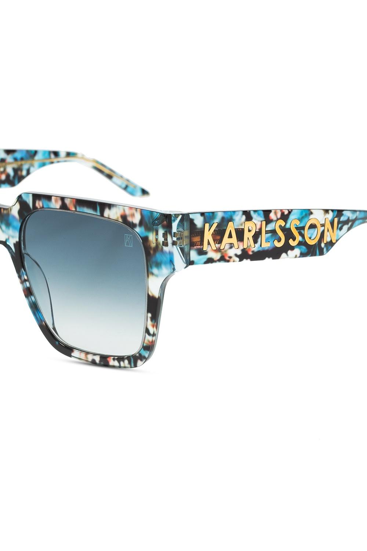 Anna Karin Karlsson 'Coco Logo' sunglasses