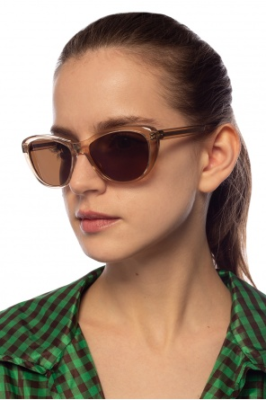 'sheitle' sunglasses od Moscot