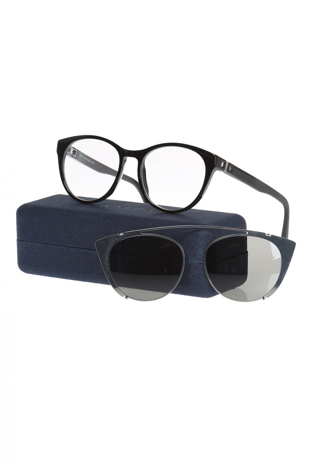 Mykita 'Teresa' optical frame with shades