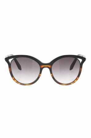 'cut away square' sunglasses od Victoria Beckham
