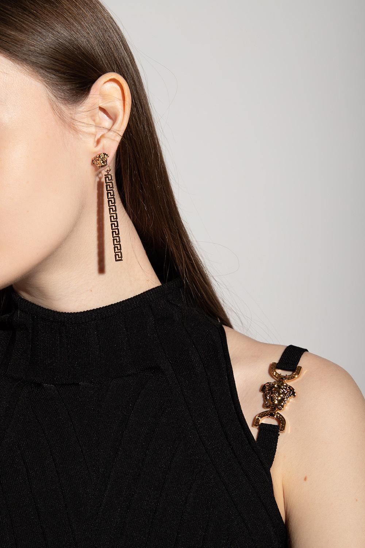 Versace Appliquéd earrings