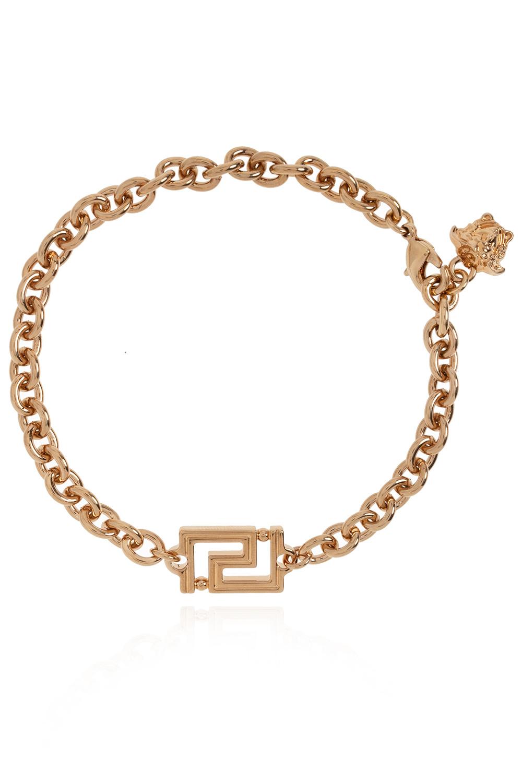 Versace Bracelet with Greek motif