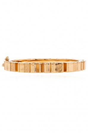 Bracelet with logo od Versace
