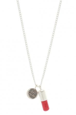Necklace with logo pendant od Ambush