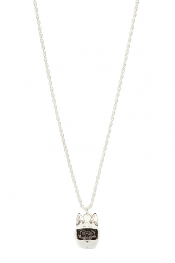 Ambush Necklace with skull pendant