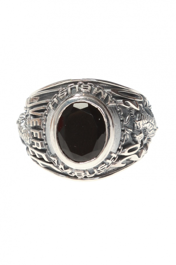 Ambush Logo ring