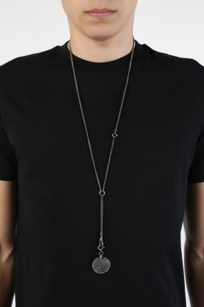 Necklace with medallion od Ann Demeulemeester
