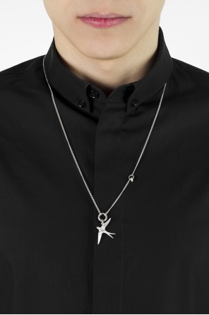 Necklace with charms od Ann Demeulemeester