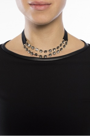Embellished necklace od Ann Demeulemeester