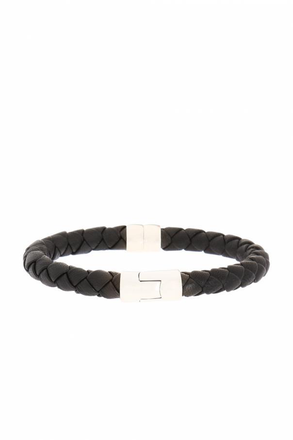 Leather Bracelet Bottega Veneta Vitkac Shop Online