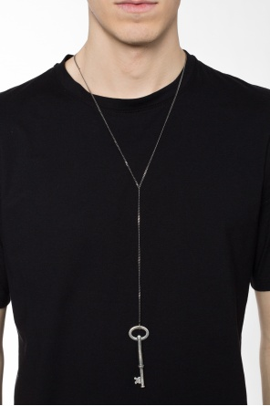 Necklace with key charm od Ann Demeulemeester