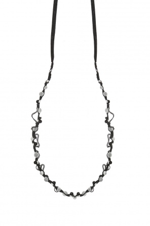Beaded necklace od Ann Demeulemeester