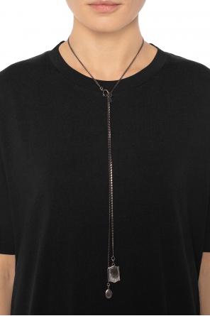 Chain necklace with medallions od Ann Demeulemeester