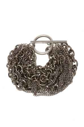 Bracelet with chains od Ann Demeulemeester