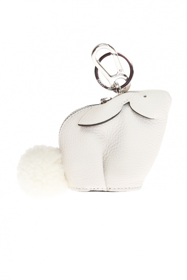 Loewe Skórzany brelok 'Bunny'