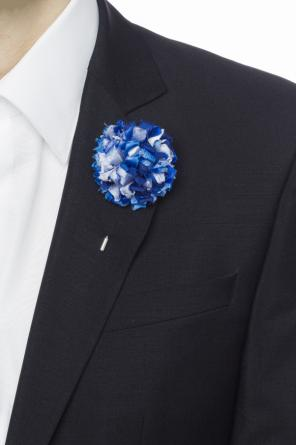 Flower-shaped pin od Etro