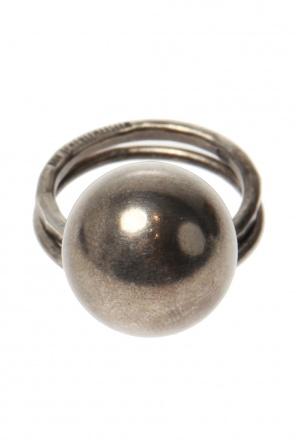 Silver ring od Ann Demeulemeester