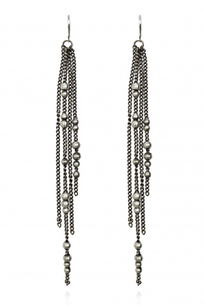 Drop earrings od Ann Demeulemeester