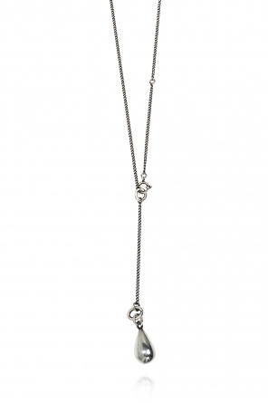 Necklace with detachable charm od Ann Demeulemeester
