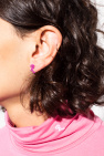 Raf Simons Appliquéd earrings