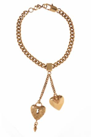 'collected hearts' bracelet od Chloe