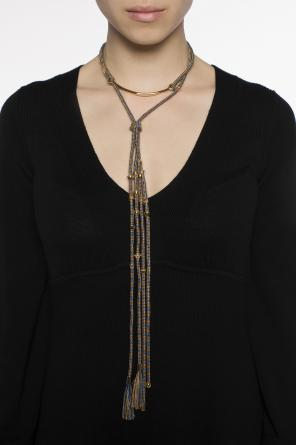 Necklace with fringes od Chloe