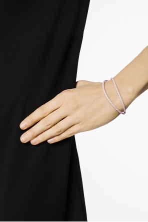 Double bracelet with charm od Bottega Veneta