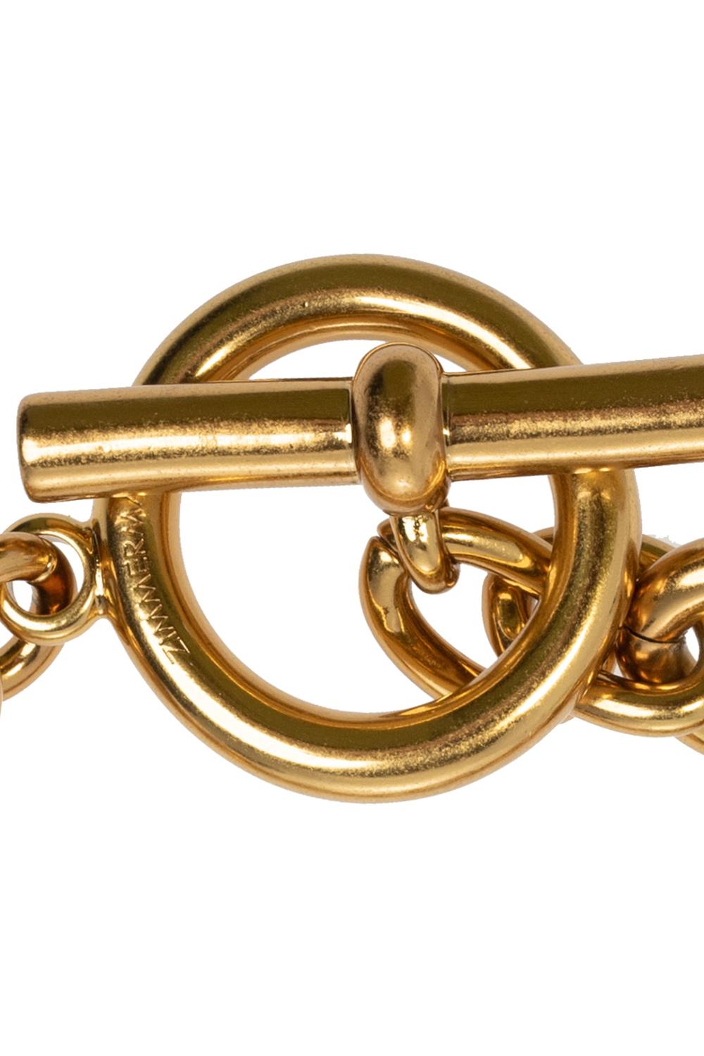 Zimmermann Bracelet with logo