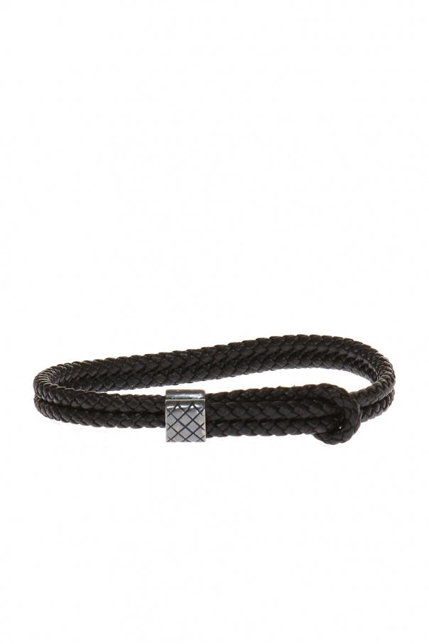 Braided Bracelet Bottega Veneta Vitkac Shop Online