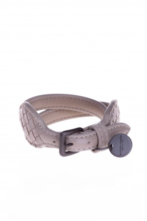 Leather bracelet od Bottega Veneta