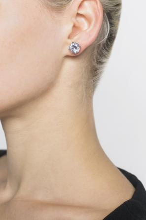 Zircon earrings od Bottega Veneta
